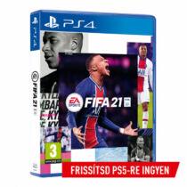 FIFA 21 - PS4 játék - elektronikus licensz