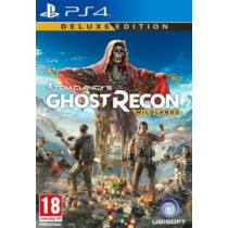 Ghost Recon - Wildlands - Deluxe Edition - PS4 játék