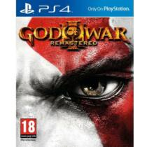 God of War 3 - Remastered - PS4 játék