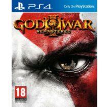 God of War 3 - Remastered - PS4 játék