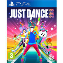 Just Dance 2018 - PS4 játék