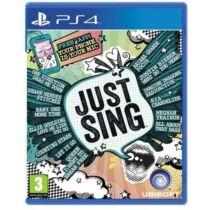 Just Sing - PS4 játék