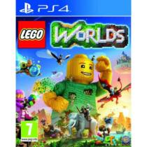 LEGO Worlds (PS4) Játékprogram