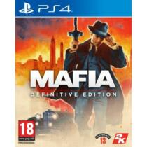 Mafia [Definitive Edition] (PS4)