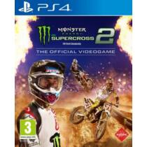 Monster Energy Supercross 2 (PS4)