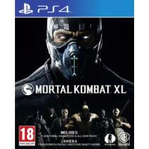 Mortal Kombat XL - PS4 játék