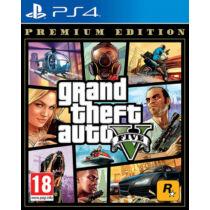 Grand Theft Auto 5 - GTA V Premium Edition - PS4 játék