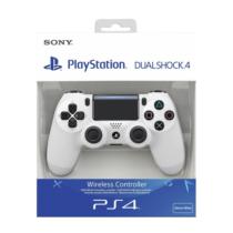 Sony PlayStation 4 (PS4) Dualshock 4 Kontroller (Fehér)