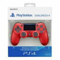 Sony PlayStation 4 (PS4) Dualshock 4 Kontroller (Piros)