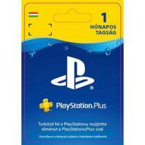 PlayStation Plus előfizetés 30 nap / 1 hónap (HU) - digitális