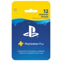 PlayStation Plus előfizetés 365 nap / 12 hónap / 1 év (HU)