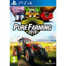 Pure Farming 2018 - PS4 játék