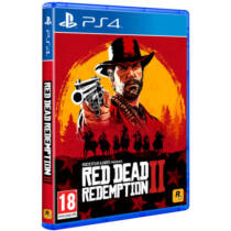 Red Dead Redemption 2 - PS4 játék