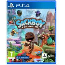 Sackboy - A  big adventure - PS4 - PS5 upgrade - magyar felirattal!