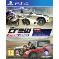 The Crew Ultimate Edition - PS4 játék