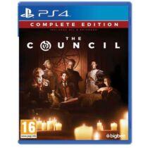 The Council - complete edition - PS4 játék
