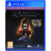 Torment: Tides of Numenera Day One Edition - PS4
