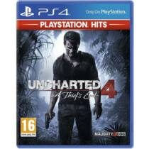 Uncharted 4 - The Thief's End [PlayStation Hits] - PS4 játék