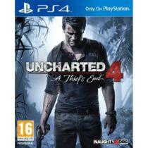 Uncharted 4 - The Thief's End - PS4 játék