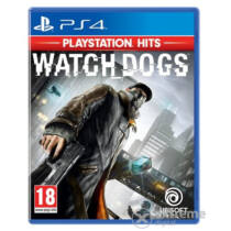 Watch Dogs - PS4 játék