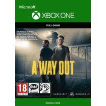 A way out - Xbox One játék - elektronikus kód