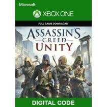 Assassin's Creed Unity - Xbox One - elektronikus licensz kulcs