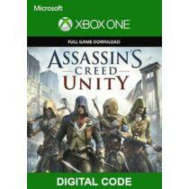 Assassin's Creed Unity - Xbox One - elektronikus licensz kulcs