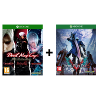 Devil may Cry HD Collection + DMC 5 játékok egy csomagban (2in1) - Xbox One