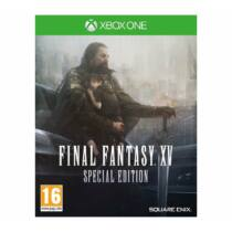 Final Fantasy XV - Special Edition - Steelbook - Xbox One játék