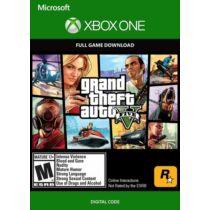 GTA V - GTA 5 - Xbox one - elektronikus licensz - digitális kód