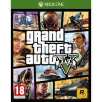Grand Theft Auto 5 - GTA V - Xbox One játék