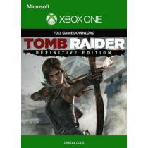 Tomb Raider Definitive Edition - Xbox One játék - elektronikus licensz