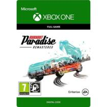 Burnout Paradise Remastered - Xbox One játék - elektronikus kód