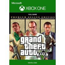 Grand Theft Auto V: Premium Edition - Xbox One játék - elektronikus kód