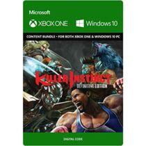 Killer Instinct: Definitive Edition - Xbox One játék - elektronikus kód