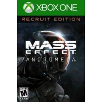 Mass Effect: Andromeda – Standard Recruit Edition - Xbox One játék - elektronikus kód