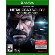Metal Gear Solid V: Ground Zeroes - Xbox One játék - elektronikus kód