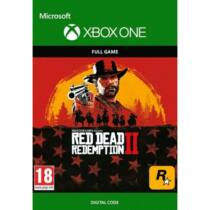 Red Dead Redemption 2 - Xbox One játék - elektronikus kód