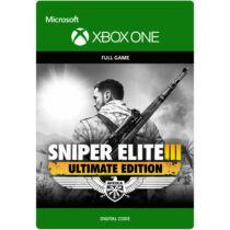 Sniper Elite 3 ULTIMATE EDITION - Xbox One játék - elektronikus kód