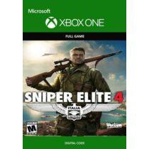Sniper Elite 4 - Xbox One játék - elektronikus kód