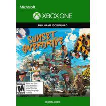 Sunset Overdrive - Xbox One játék - elektronikus kód