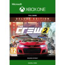 THE CREW 2 - Deluxe Edition - Xbox One játék - elektronikus kód