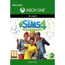 The Sims™ 4 Deluxe Party Edition - Xbox One játék - elektronikus kód