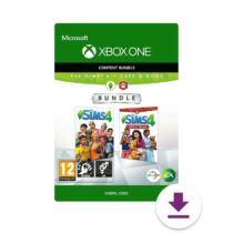 The Sims™ 4 Plus Cats & Dogs Bundle - Xbox One játék - elektronikus kód