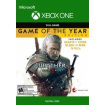 The Witcher 3: Wild Hunt - Xbox One játék - elektronikus kód