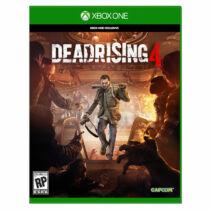 Dead Rising 4 - Xbox One  játék - elektronikus licensz