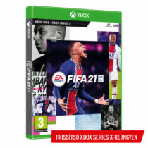 FIFA 21 - Xbox One játék - Series X-re ingyenes frissítéssel!