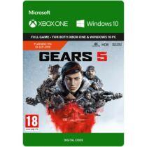 Gears 5 - Xbox One játék - letöltőkód