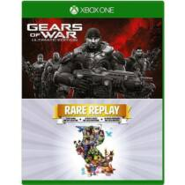 Microsoft Gears of War Ultimate Edition + Rare Replay (Xbox One) Játékprogram