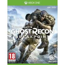 Ghost Recon - Breakpoint - Xbox One játék